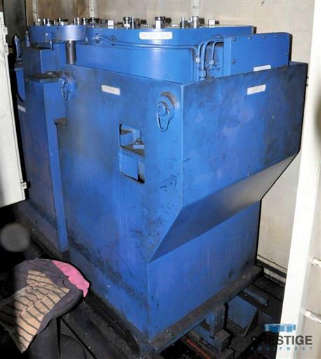 Ingersoll Master Center 5-Axis Gantry Type CNC Vertical Machining Center -31298h