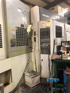 OKUMA MA-600HB CNC Horizontal Machining Center-31315a