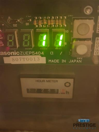 Mazak Space Gear U44 2500 Watt Laser-31335C