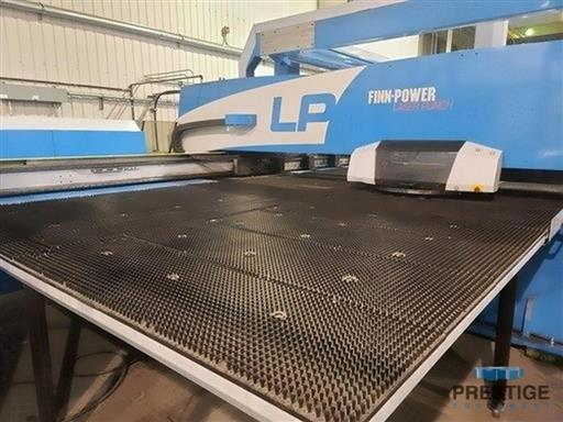 Finn-Power LP6 Punch Laser FMS Cell-31340f