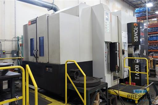 Mazak Integrex e-800V5-II 5-Axis CNC Multi-Tasking Machining & Turning Center