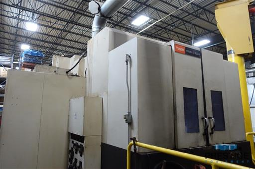 Mazak Integrex e-800V5-II 5-Axis CNC Multi-Tasking Machining & Turning Center-31360d