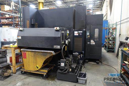 Mazak Integrex e-800V5-II 5-Axis CNC Multi-Tasking Machining & Turning Center-31360u