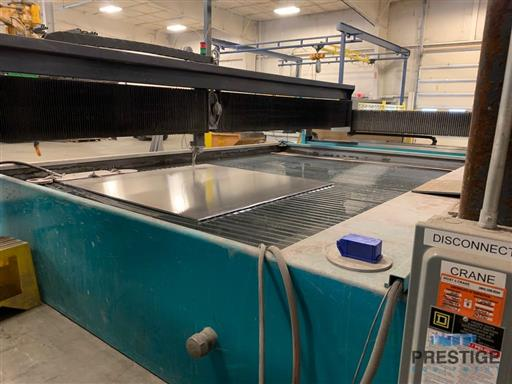 Technicut TJ5000-X2 10' x 15' CNC Water Jet-31363b
