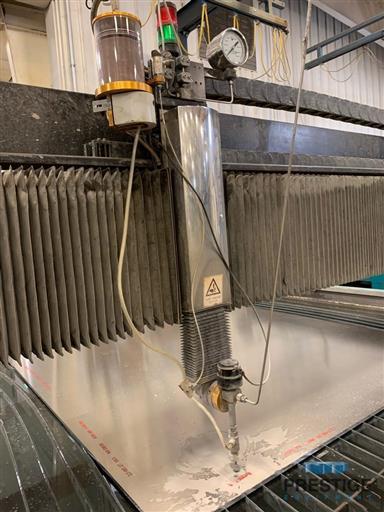 Technicut TJ5000-X2 10' x 15' CNC Water Jet-31363g