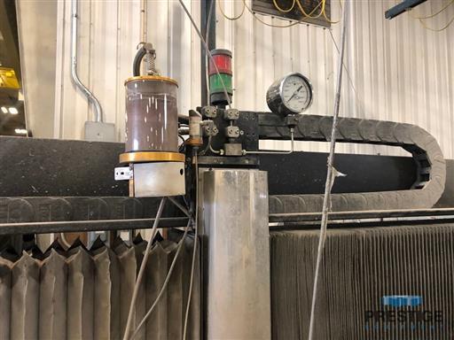 Technicut TJ5000-X2 10' x 15' CNC Water Jet-31363h
