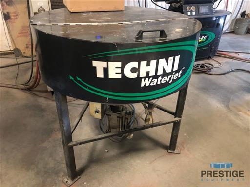Technicut TJ5000-X2 10' x 15' CNC Water Jet-31363m