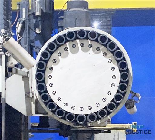 Messer TMC4512  Plate Cutting System, (2) Gantry's On Shared Slagger Table-31365g