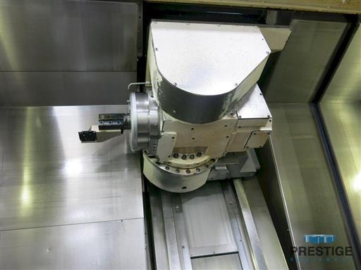 Okuma Multus B-400-W 1500 Mill Turn CNC Lathe-31369e