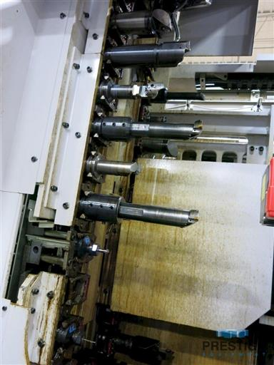 Okuma Multus B-400-W 1500 Mill Turn CNC Lathe-31369h