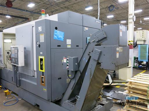 Okuma Multus B-400-W 1500 Mill Turn CNC Lathe-31369i
