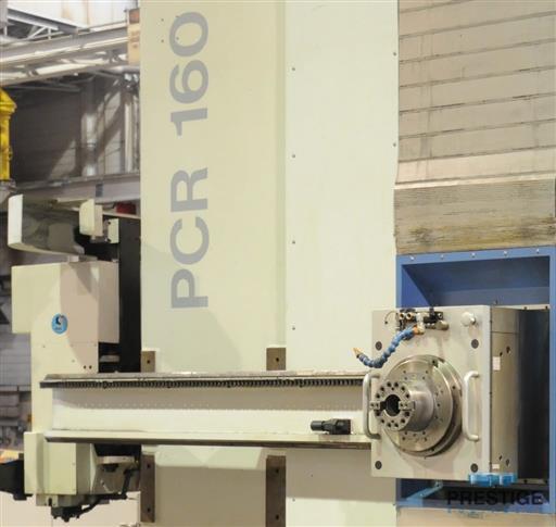 Union PCR160 CNC Floor Type Horizontal Boring Mill-31393a