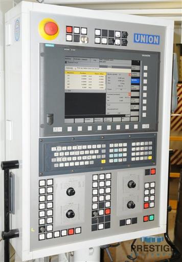 Union PCR160 CNC Floor Type Horizontal Boring Mill-31393b