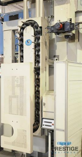 Union PCR160 CNC Floor Type Horizontal Boring Mill-31393c