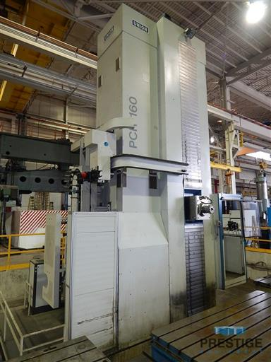 Union PCR160 CNC Floor Type Horizontal Boring Mill-31393e