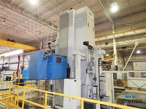 Union PCR160 CNC Floor Type Horizontal Boring Mill-31393h