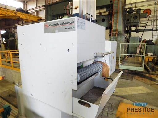Union PCR160 CNC Floor Type Horizontal Boring Mill-31393i