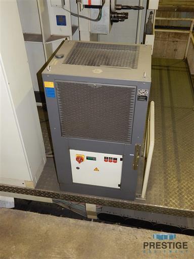 Union PCR160 CNC Floor Type Horizontal Boring Mill-31393j
