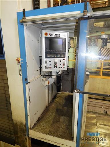 Union PCR160 CNC Floor Type Horizontal Boring Mill-31393l