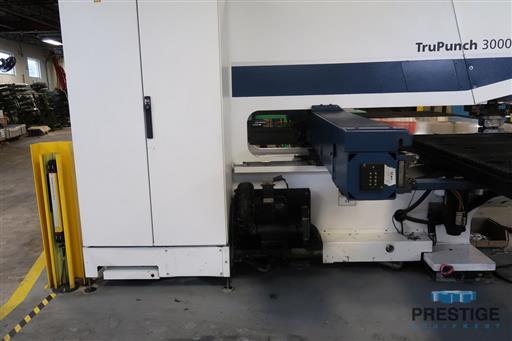 TRUMPF TruPunch 3000 22 Ton CNC Servo Electric Punching System-31394i