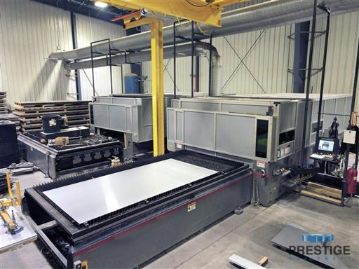 Cincinnati CL940 4KW Fiber Laser-31405a