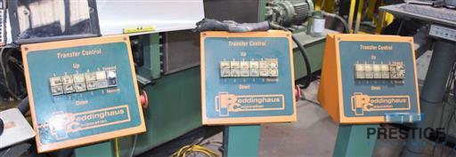 Peddinghaus PCD1100 Beam Drill & Meba 1140/510 Saw Line With Conveyor & Transfers-31409j