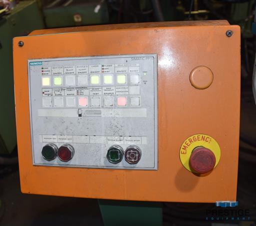 Peddinghaus PCD1100 Beam Drill & Meba 1140/510 Saw Line With Conveyor & Transfers-31409k