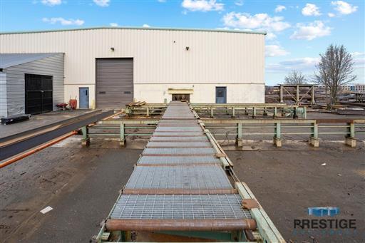 Peddinghaus PCD1100 Beam Drill & Meba 1140/510 Saw Line With Conveyor & Transfers-31409r