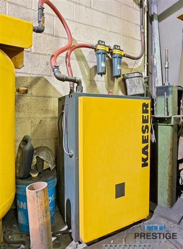 Peddinghaus PCD1100 Beam Drill & Meba 1140/510 Saw Line With Conveyor & Transfers-31409t