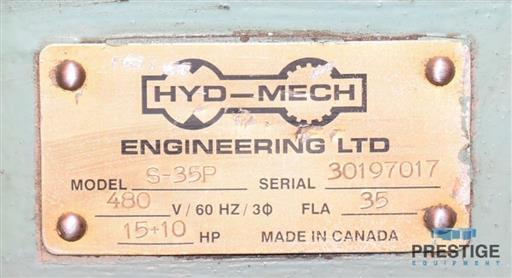 "Hyd-Mech S-35P 32"" x 42"