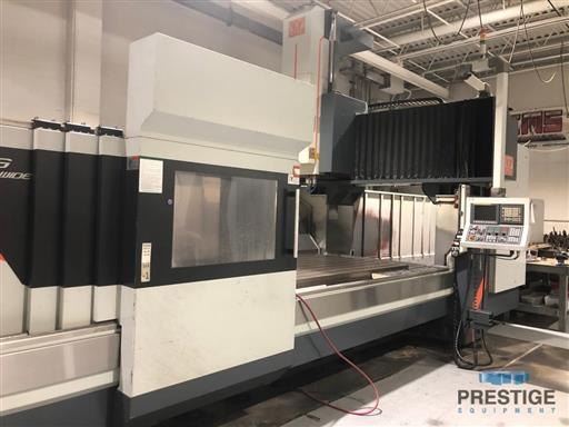 Vision Wide VTEC NF4116 CNC Double Column Vertical Machining Center