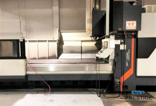 Vision Wide VTEC NF4116 CNC Double Column Vertical Machining Center-31423a