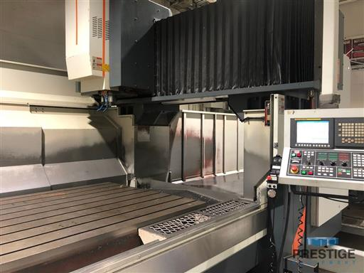 Vision Wide VTEC NF4116 CNC Double Column Vertical Machining Center-31423b