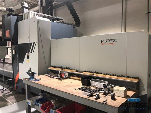 Vision Wide VTEC NF4116 CNC Double Column Vertical Machining Center-31423e