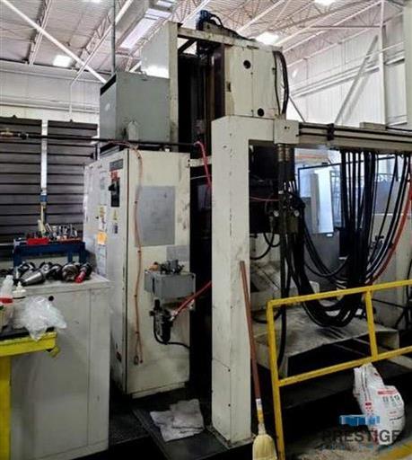 Toshiba P-110.P20 CNC Table Type Boring Mill -31424c