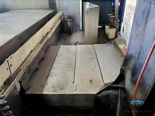 Toshiba P-110.P20 CNC Table Type Boring Mill -31424e