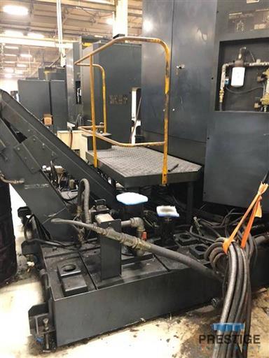 Makino A88 CNC Horizontal Machining Center-31431c