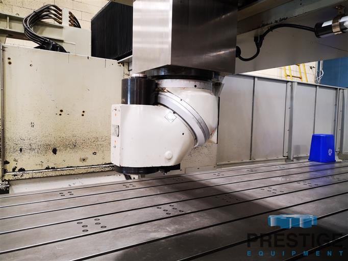 Eumach DVM-5030 5-Face CNC Double Column Vertical Machining Center-31447f