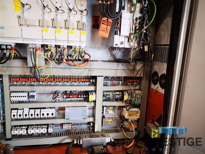 Eumach DVM-5030 5-Face CNC Bridge Mill -31447n