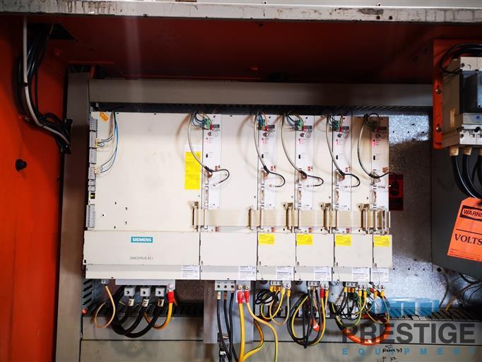 Eumach DVM-5030 5-Face CNC Bridge Mill -31447o