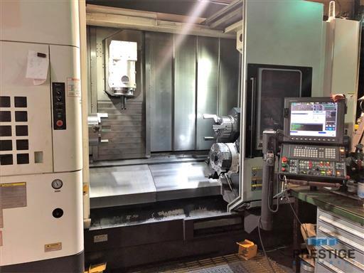 Okuma Multus U4000 Multi-Axis CNC Lathe