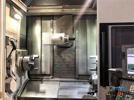 Okuma Multus U4000 Multi-Axis CNC Lathe-31460b