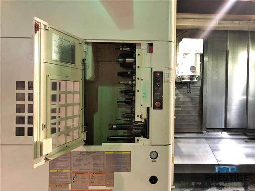 Okuma Multus U4000 Multi-Axis CNC Lathe-31460d