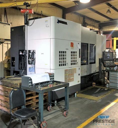 Okuma Multus U4000 Multi-Axis CNC Lathe-31460f