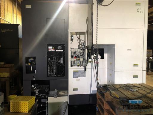 Okuma Multus U4000 Multi-Axis CNC Lathe-31460h