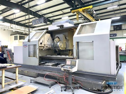 Okuma & Howa Millac 853PF-5X CNC Aerospace Profiler & Machining Center-31464c