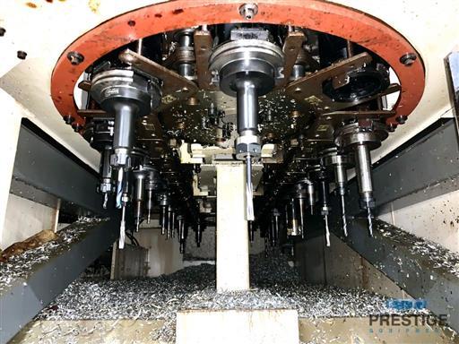Okuma & Howa Millac 853PF-5X CNC Aerospace Profiler & Machining Center-31464i