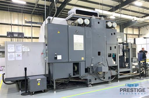 Okuma & Howa Millac 853PF-5X CNC Aerospace Profiler & Machining Center-31464j