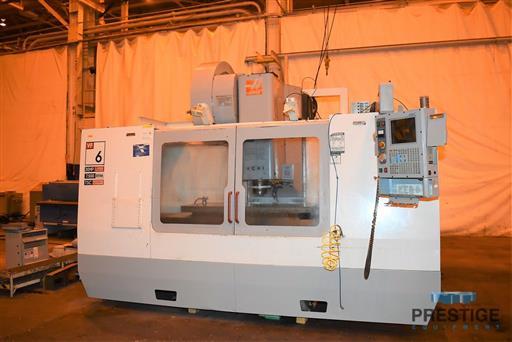Haas VF-6/50 CNC Vertical Machining Center-31479a