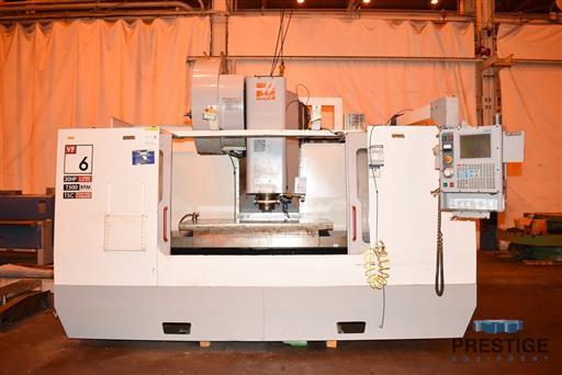 Haas VF-6/50 CNC Vertical Machining Center-31479b